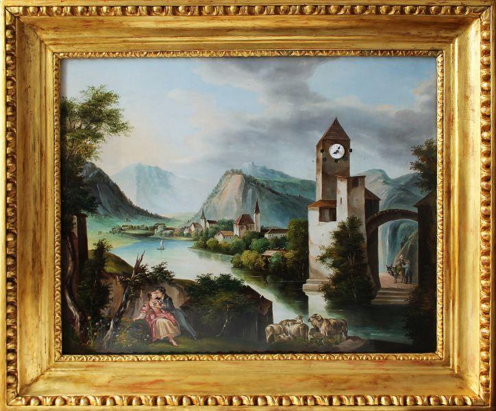 tablou-cu-ceas_muzeul-de-arta