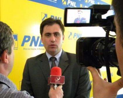 """Ioan Cristina: """"PNL este singurul care are și calitatea morală și forța de a stopa ascensiunea PSD"""""""
