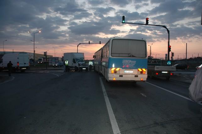 Primarul Falcă acuzat că se opune fluidizării traficului pe DN 7, la accesul în Zona Industrială Arad Vest