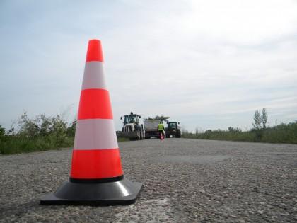 VESTE BUNĂ: Încep lucrările la drumul Arad – Șiria – Pâncota (VIDEO)