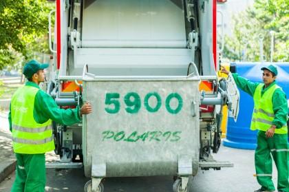 Şase ani ce colectare selectivă a deşeurilor în ARAD cu SC Polaris M Holding SRL