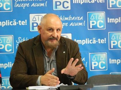 """Purcaru, despre Băsescu: """"Trebuie să-şi facă bilanţul pentru «binele» făcut românilor în cei 10 ani de mandate"""""""