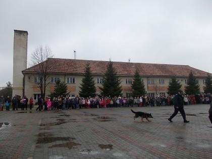 Ziua Porţilor Deschise la Inspectoratul de Jandarmi Judeţean Arad