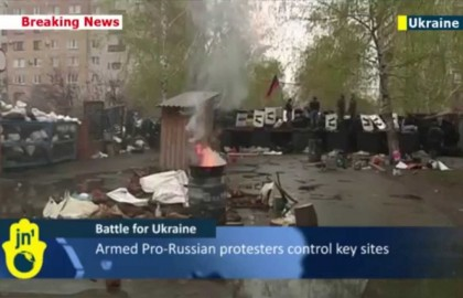 Morţi şi răniţi în estul Ucrainei, în urma confruntărilor dintre trupele speciale şi separatiştii rusofoni