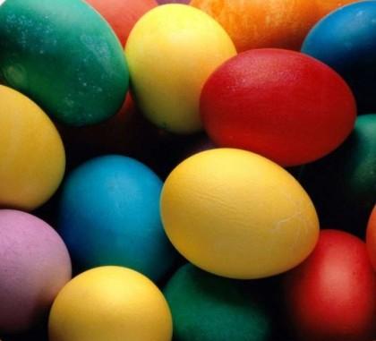 Câte E-uri conţine vopseaua pentru ouăle de Paşti? AFLĂ acum!