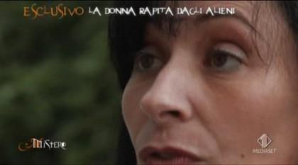 VIDEO/ Italiancă răpită şi lăsată însărcinată de EXTRATEREȘTRI!