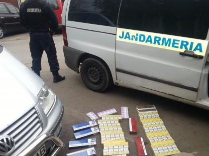 Pensionară PRINSĂ într-o piața din Arad cu sute de ţigări netimbrate
