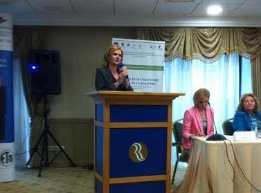 """Claudia Boghicevici: """"Calitatea resurselor umane este soluţia pentru reluarea creşterii economice sustenabile în România"""""""
