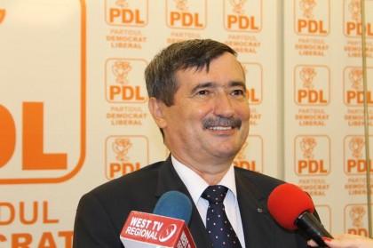 """""""2.000 de zile în Europa"""" – Iosif Matula şi-a prezentat bilanţul activităţii în Parlamentul European (GALERIE FOTO)"""