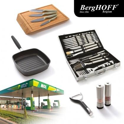 MOL România oferă instrumente de gătit BergHOFF la prețuri promoționale