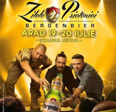 Aradul devine Capitala Prieteniei, pe 19 şi 20 iulie!