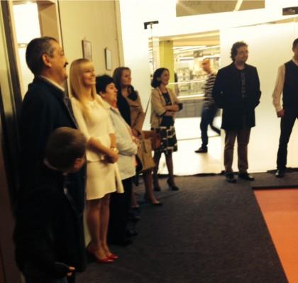 Asociația Kyojin şi-a inaugurat sediul din Arad (GALERIE FOTO)