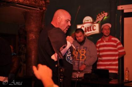 Markone1 & Arssura Live la Club Flex (GALERIE FOTO)