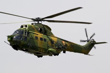 UPDATE/ Elicopter cu 10 militari la bord, PRĂBUȘIT într-o pădure din Sibiu: OPT persoane au MURIT!