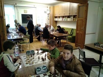 Concurs de şah cu participare arădeană, la Gyula, în Ungaria