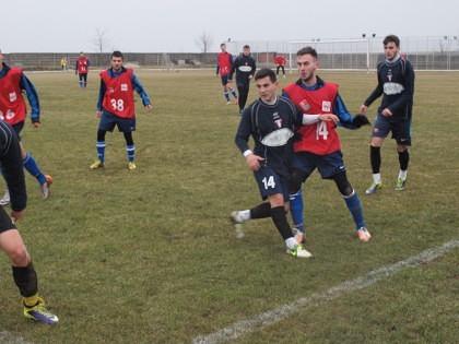 Sculici își pune jucătorii în gardă înaintea partidei de la Hunedoara