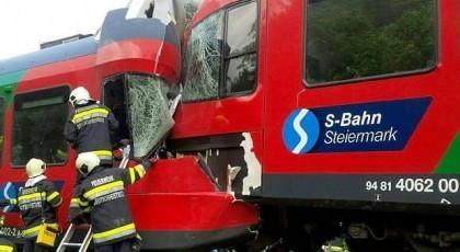 Accident FEROVIAR TERIBIL! Două trenuri s-au CIOCNIT! 600 de persoane la bord!