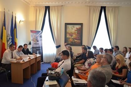 Soluțiile de finanțare a IMM-urilor, dezbătute la Camera de Comerţ