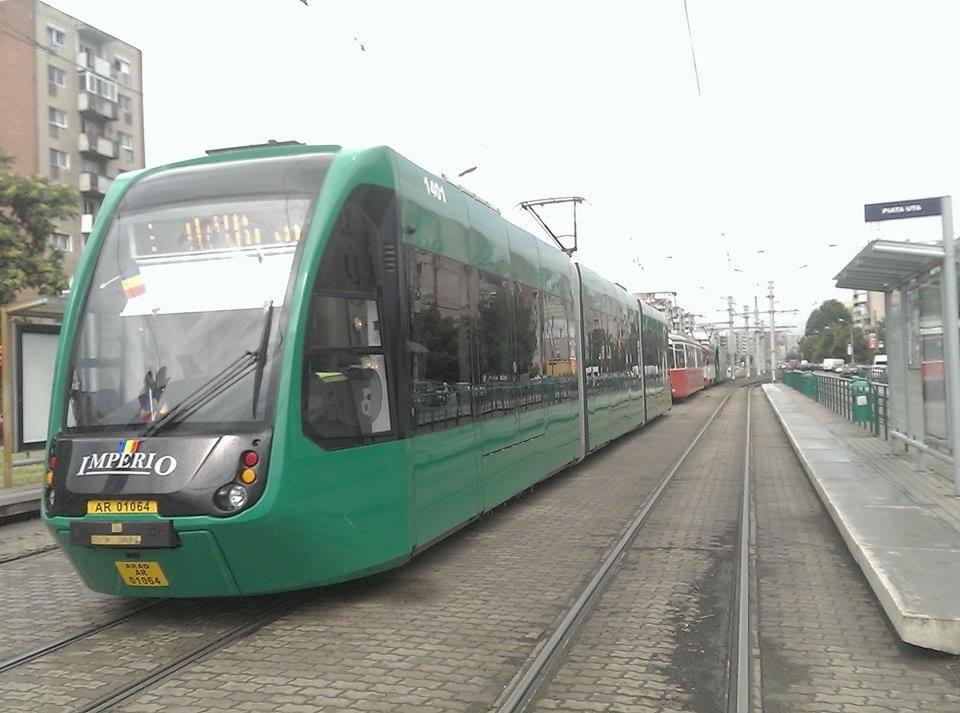 Arădenii care utilizează transportul public în comun vor avea sistem de e-ticketing
