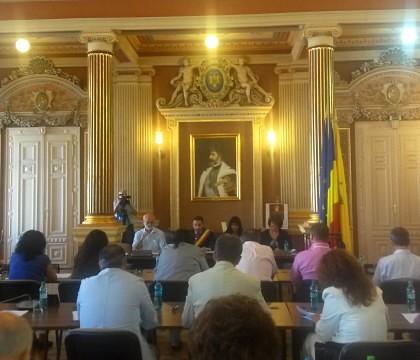 A fost RECTIFICAT bugetul de venituri şi cheltuieli al municipiului Arad