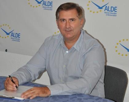 Ioan Radu Mărginean, candidatul ALDE la Primăria Nădlac, vrea mai multe locuri de muncă în oraş