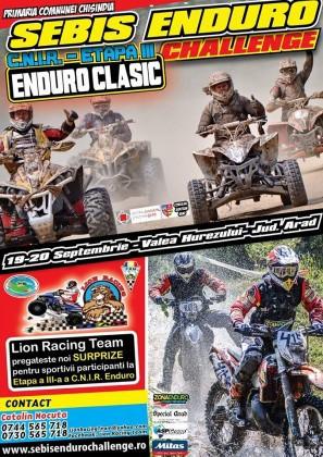 Valea Hurezului din Chisindia se va umple de adrenalină. Înscrie-te la Sebiș Enduro Challange – etapa a III-a!