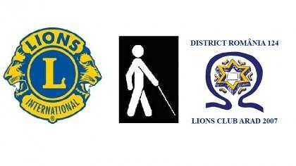 """Clubul Lions """"Arad 2007"""" organizează evenimentul caritabil """"Cina – Dialog în întuneric"""""""