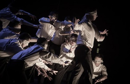 Compania Aradi Kamaraszinhaz joacă la Opera Maghiară din Cluj