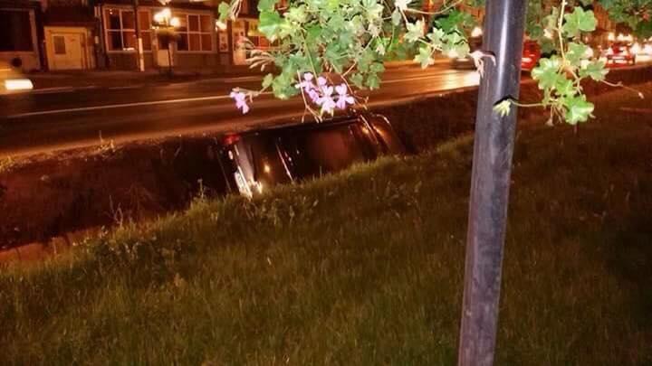 accident sant Vladimirescu