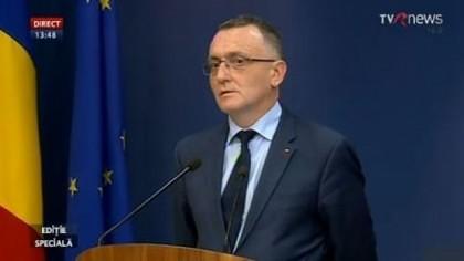 Sorin Câmpeanu, PREMIER INTERIMAR desemnat de președintele Klaus Iohannis