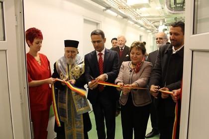 INAUGURARE la Spitalul Judeţean: Ambulatoriul integrat şi Unitatea de Primire Urgenţe (FOTO)