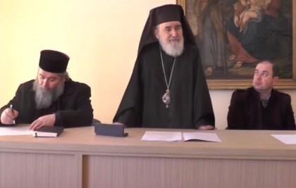 Lucrările Adunării Eparhiale a Arhiepiscopiei Aradului