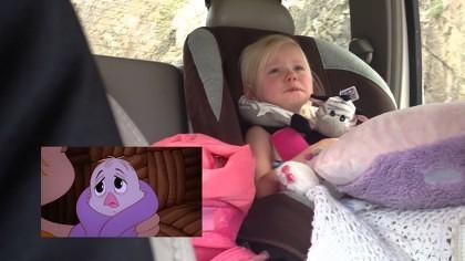 VIDEO/ Fetiţa care A IMPRESIONAT cu lacrimile sale SUTE DE MII DE OAMENI