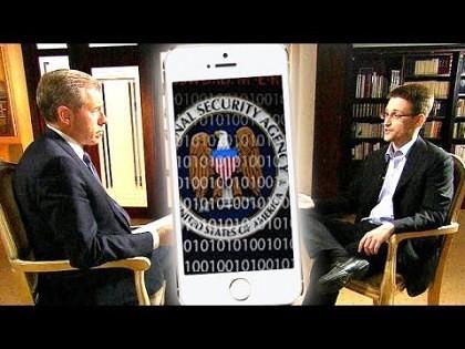 """VIDEO/ Tu ce tip de telefon ai? Modelul de telefon pe care informatorul Edward Snowden nu l-ar folosi vreodată """"din motive de SECURITATE"""""""