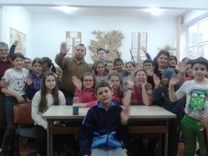 PRIMIM SPRE PUBLICARE/ Valențe educative ale povestirilor creștine în viața copiilor, la Arad