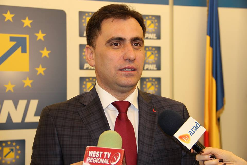Aradul merită un loc în primele şase pe lista PNL pentru alegerile europarlamentare