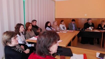 """""""Parteneriat și educație pentru șanse egale acordate copiilor și tinerilor din sistemul de protecție""""- seminar organizat de DGASPC Arad"""
