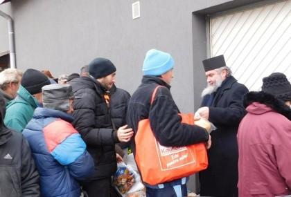 PRIMIM SPRE PUBLICARE/ Alimente pentru persoane defavorizate din Arad