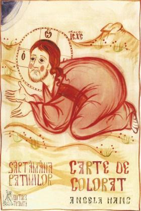 PRIMIM SPRE PUBLICARE/ Carte de colorat despre Săptămâna Patimilor, la Arad