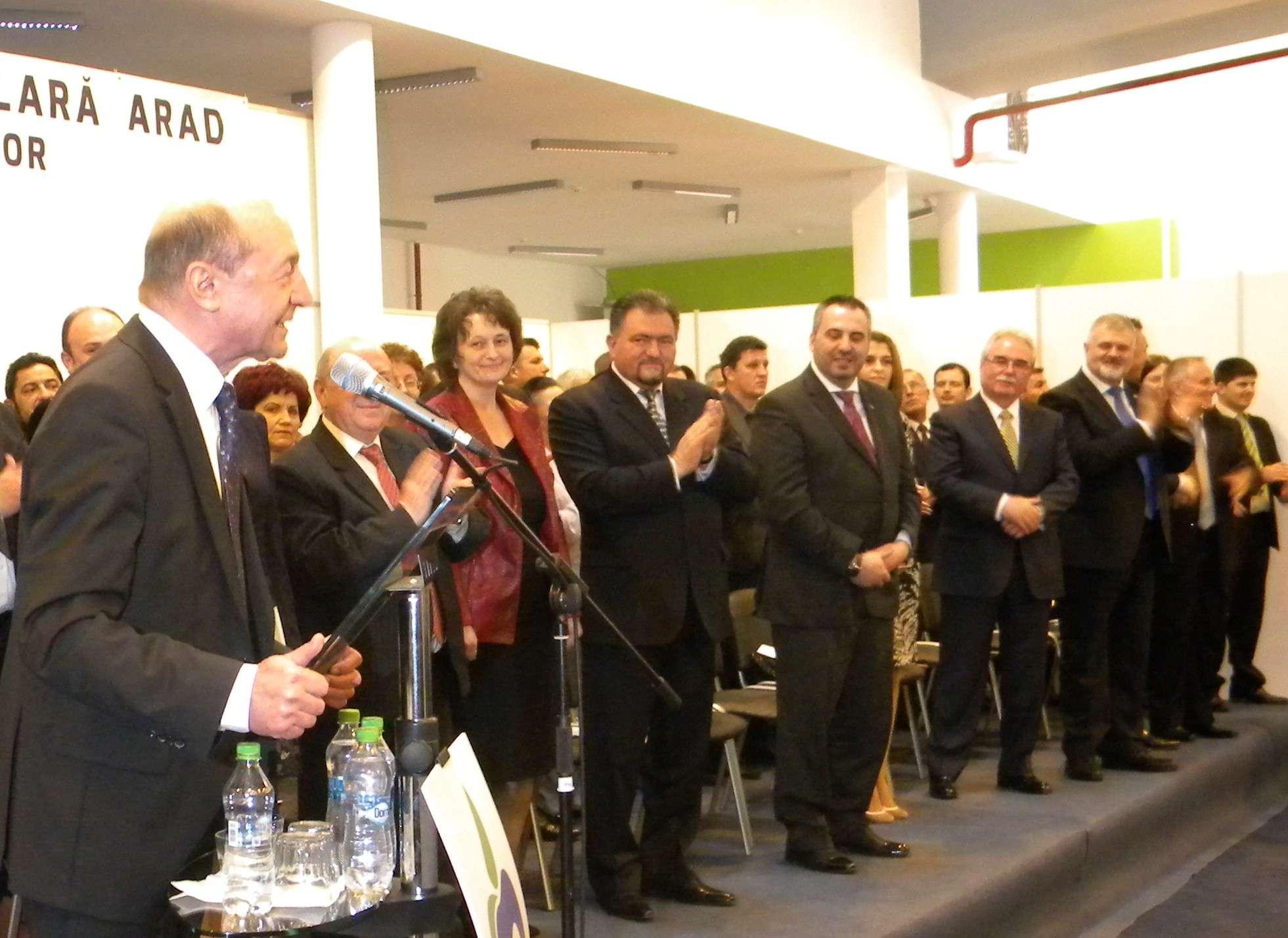 Basescu, PMP Arad, Seculici