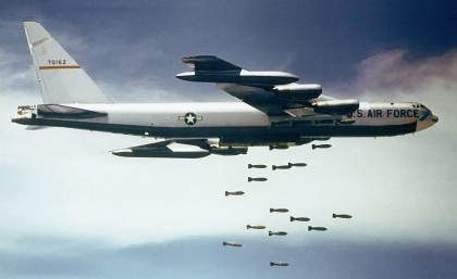 Se pregătesc de război! BOMBARDIERE ale SUA, deasupra Peninsulei Coreea