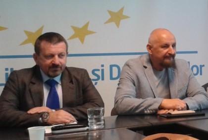 Ionel Ciupe propune o GRĂDINĂ BOTANICĂ pentru arădeni, Purcaru îl critică pe Falcă pentru că n-a oprit furnizarea agentului termic