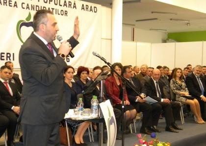Traian Băsescu a girat discursul ANTI-FALCĂ al candidatului PMP Samuel Caba (GALERIE FOTO)