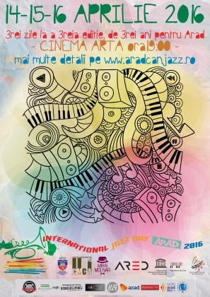 Festival de Jazz la Arad cu ocazia Zilei Internaționale a Jazzului. Cine sunt artiștii invitați