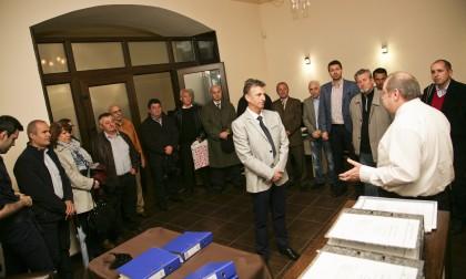 Marin Lupaș s-a înscris în cursa pentru Primăria Arad și Consiliul Local Municipal