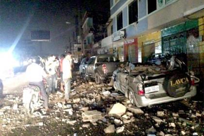 STARE DE URGENȚĂ: Aproximativ 80 de MORȚI și 500 de RĂNIȚI în urma unui CUTREMUR cu magnitudinea de 7,8