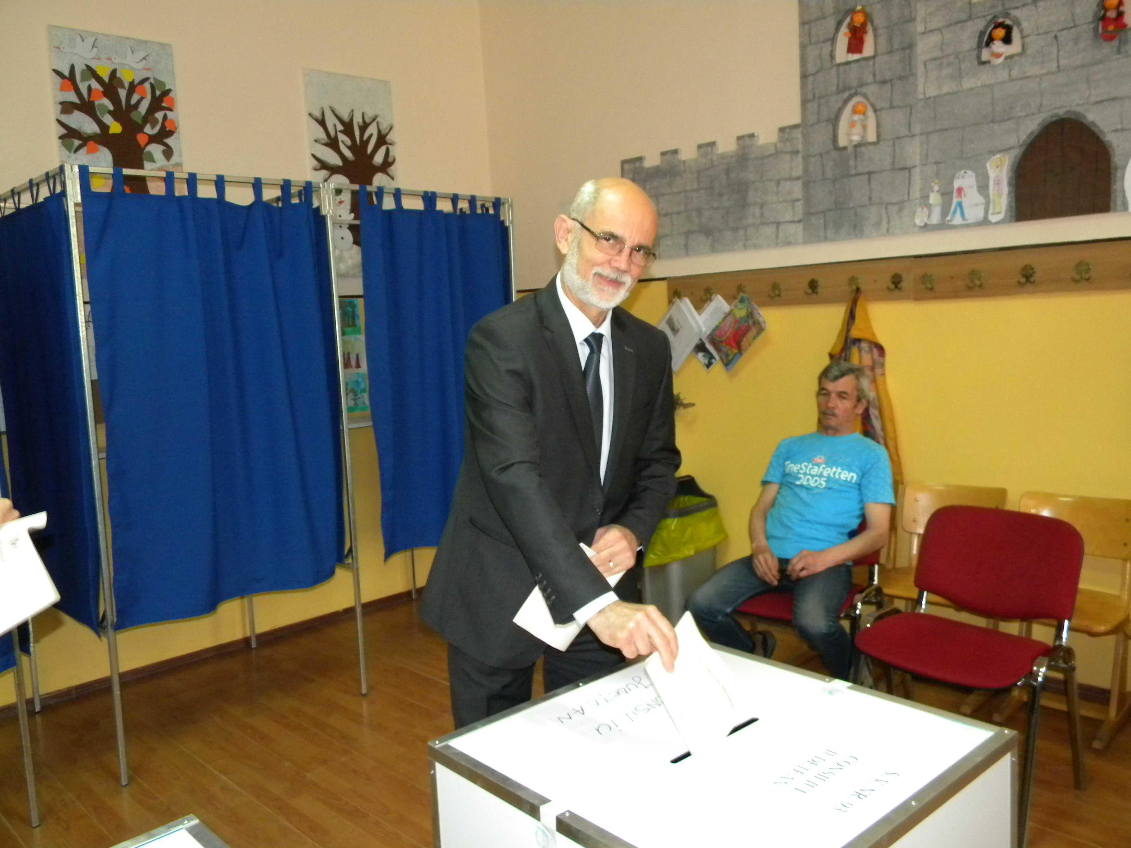 Bognar la vot