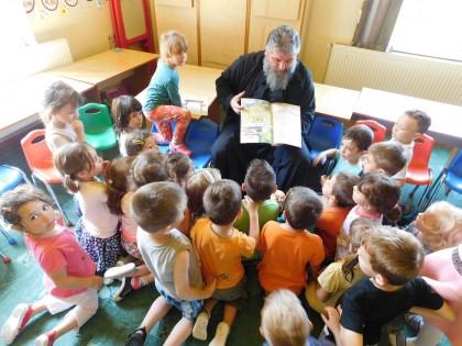PRIMIM SPRE PUBLICARE/ Program educativ-religios la Grădinița P.P. 12 Grădiște-Arad