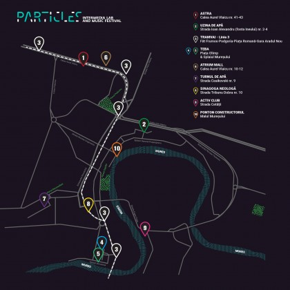 Harta Particles