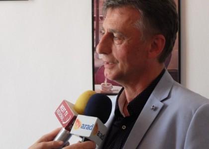 """Lupaş, în problema Pieţei Catedralei: """"După un deceniu și ceva la Primărie, Gheorghe Falcă s-a obișnuit cu postura de dictator"""""""